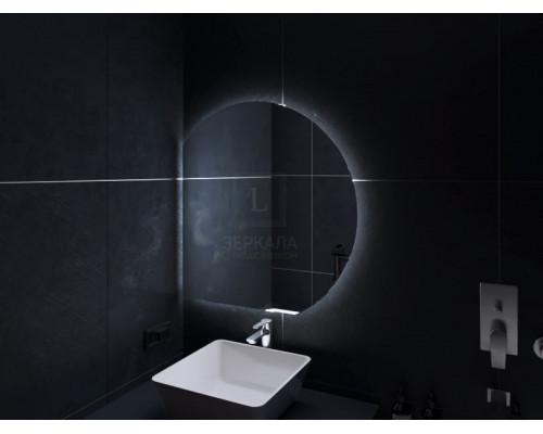 Зеркало в ванную комнату с подсветкой Виггон